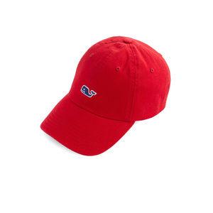 Vineyard Vines Buffalo Check Baseball Cap